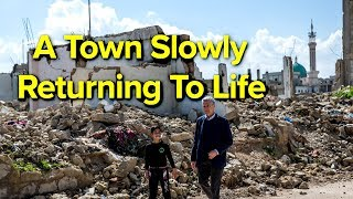 Syria: Souran,  A Town  Slowly  Returning To Life