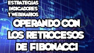Webinarios y Estrategias de FOREX - Operando Con Los Retrocesos De Fibonacci