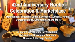 Vesterheim Museum, 42nd Annual Benefit, Norwegian-American, Decorah, Iowa