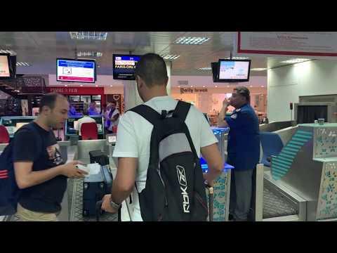 Tunisia Tunis Airport Tunis 2019 / Tunisie Tunis Carthage Aéroport De Tunis Carthage 2019