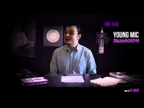 Young Mic - Usasrulo (prod. By Zaza Tevtidze)