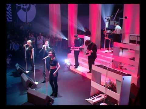 Human League - The Sound of the crowd Live Jools Holland HD