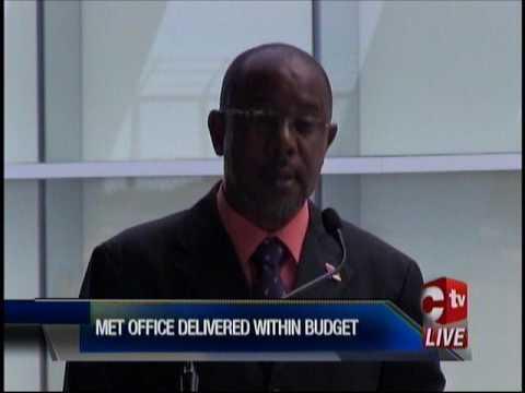 Tobago Gets New Meteorological Office