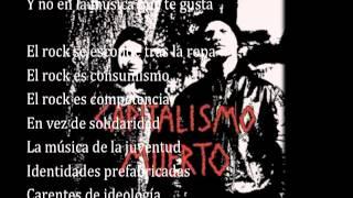 Capitalismo Muerto-El Rock es una MENTIRA