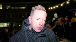 John Lydon Interview Record Store Day 2012