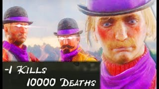 Red Dead Redemption 2 battle royale experience