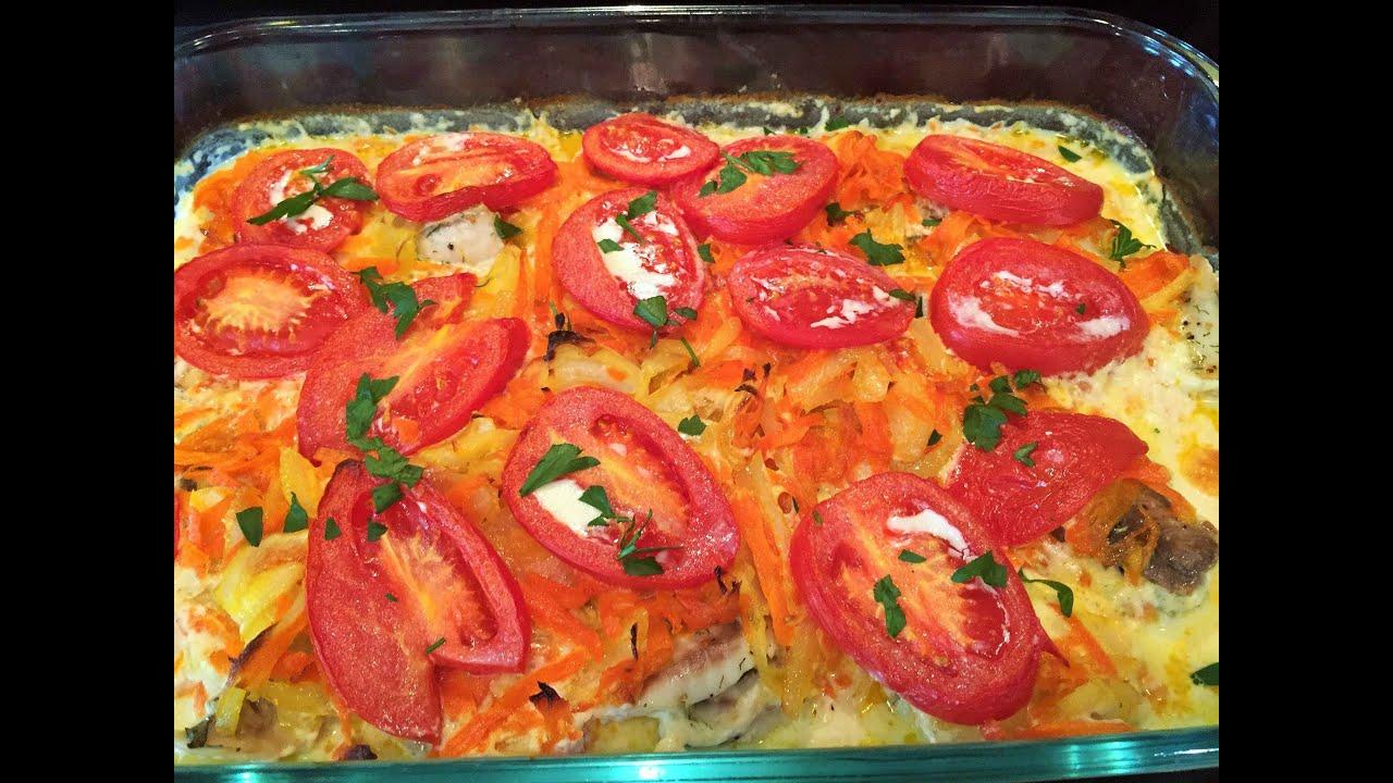 Вкусные рецепты блюд из тилапии с фото