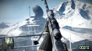 Battlefield: Bad Company 2 (PC) walkthrough - Crack the Sky