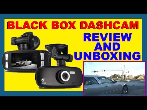 G1w Black Box Dashcam UNBOXING And REVIEW!!!