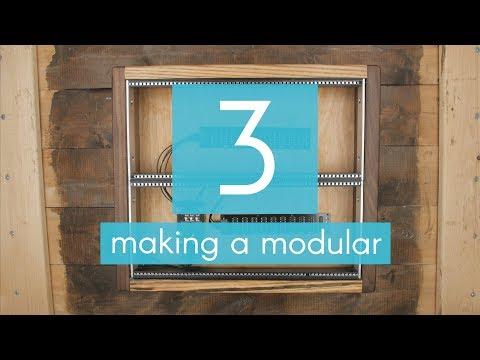 Why to Modular - 3 - Making a Modular