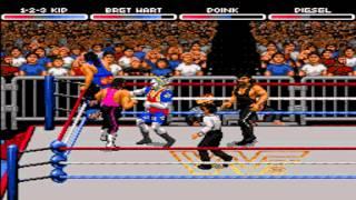 WWF RAW Bedlam