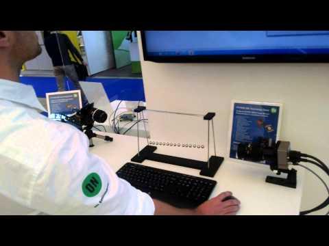 PYTHON 5000 CMOS Image Sensor Demo