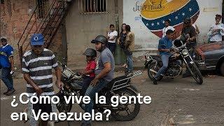 ¿Cómo vive la gente en Venezuela? - Foro Global