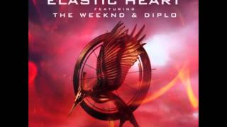 Sia Feat. The Weeknd & Diplo - Elastic Heart (2013)