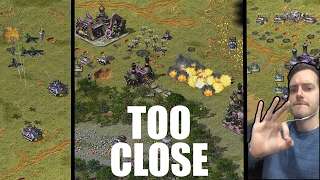 TOO CLOSE FOR COMFORT! // Command & Conquer Red Alert 2
