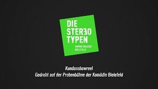 """""""Die Stereotypen"""" - Improtheater aus Bielefeld - Showreel"""