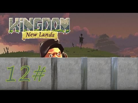 Kingdom New Lands | Unlocking the Deer Mount - Builder statue use | Part 12 | Let's play - Gameplay