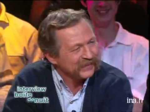 Interview Boîte de nuit de José Bové - Archive INA