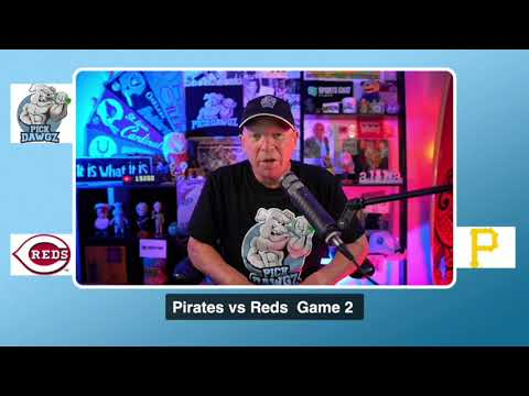 Pittsburgh Pirates vs Cincinnati Reds Game 2 Free Pick 9/4/20 MLB Pick and Prediction MLB Tips