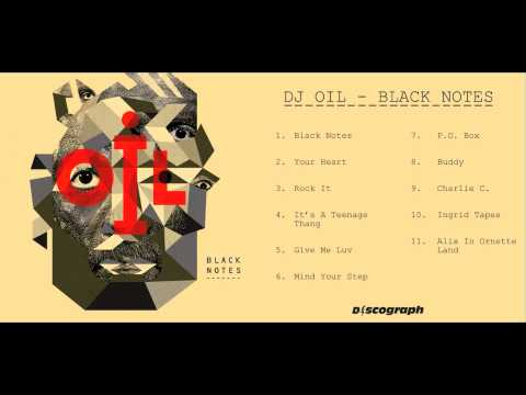 DJ Oil - Black Notes [Album]
