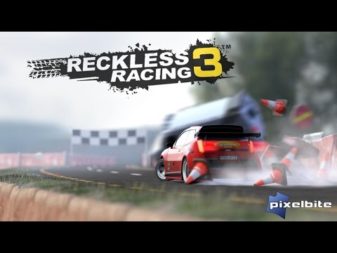 Reckless Racing 3 (by Pixelbite) - iOS / Android - HD Gameplay Trailer