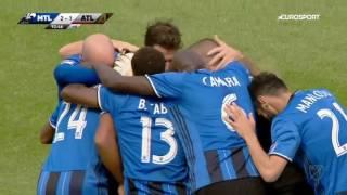 Игрок «Монреаля» забил победный гол на 93 й минуте