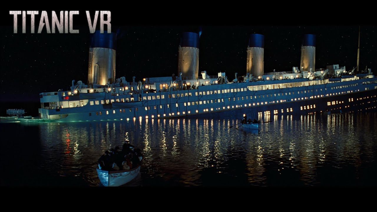 Download Virtual Sinking of the Titanic | April 14th - 15th 1912 | A Must See Final Minutes of the Titanic!