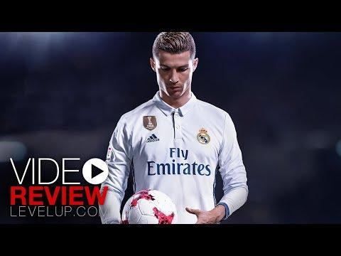 FIFA 18: VIDEO RESEÑA