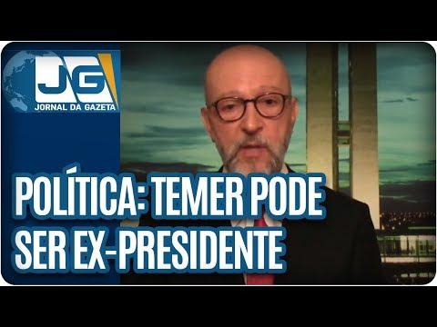 Josias de Souza/Cresce o risco de Temer se tornar ex-presidente
