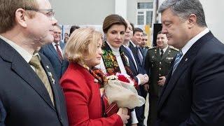 Ірина Геращенко нагороджена Орденом княгині Ольги