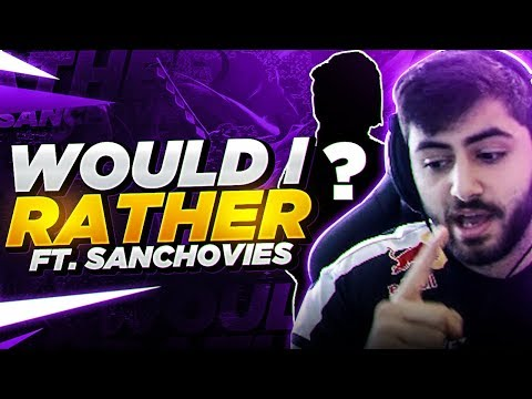Yassuo   WHO WOULD I RATHER... Ft. Sanchovies