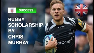 Rugby Scholarship success story