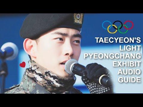 Taecyeon's English Audio Guide
