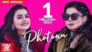 Photoan Official Video RAMNEEK SIMRITA ROX A NIKK Latest Punjabi Songs 2019 MAD 4 MUSIC