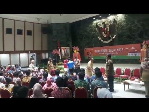 Pemprov DKI Jakarta Gelar 'Open House Balikota 2018' Sebelum Pembukaan CPNS Mp3