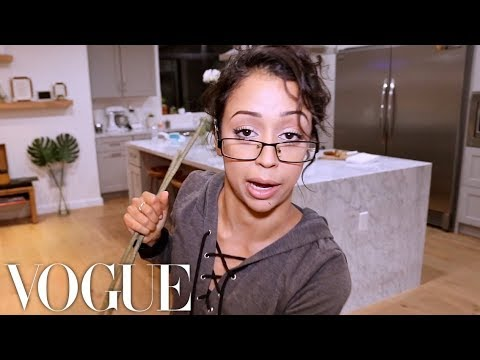 Thumbnail: 73 Questions with Helga | Vogue Parody