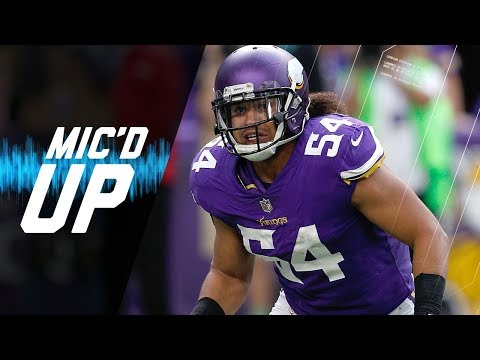 Eric Kendricks Mic'd Up vs. Ravens
