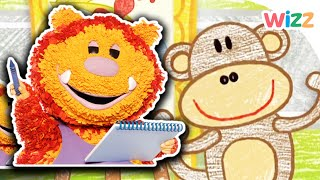 Get Squiggling - Monkey Episode