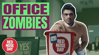 THE FUNDRAISING ZOMBIES | Comic Relief