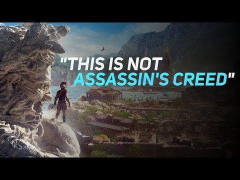 Assassin's Creed Odyssey IS NOT a Proper Assassin's Creed Game