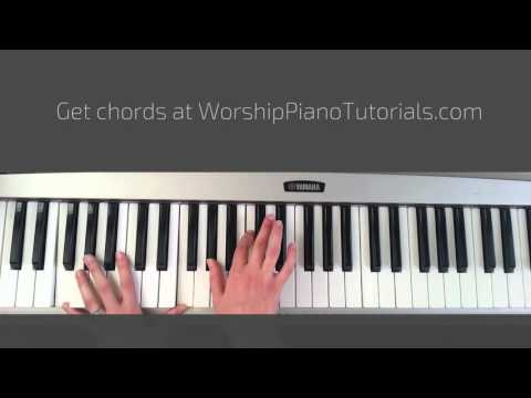 Shoulders - for KING & COUNTRY Piano Tutorial