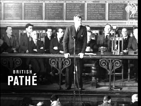 Nye Bevan Speech (1946)