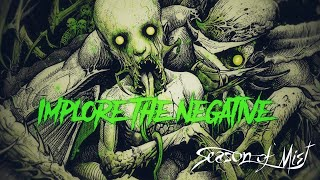 Benighted - Implore the Negative (official lyric video) 2020