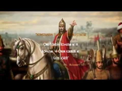 iSTANBULUN FETHi   (2015) fragman   Fatih Sultan Mehmet 1453