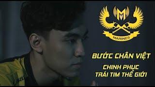LEVI - Bước chân Việt chinh phục trái tim thế giới