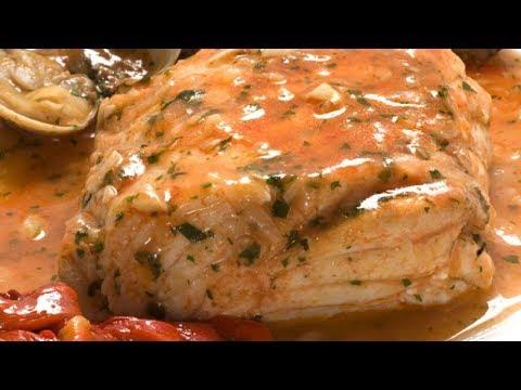corvina a la vasca recetas arguinano