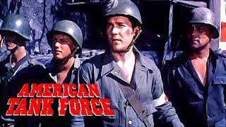 American Tank Force (ganzes Kriegsdrama in voller Länge, kompletter Film auf Deutsch anschauen)
