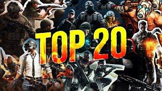 TOP 20 gier FPS minionej dekady (2010-2019)