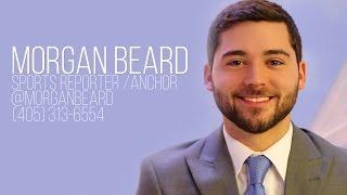 Morgan Beard Sports Reporter / Anchor Reel 10-27-2014