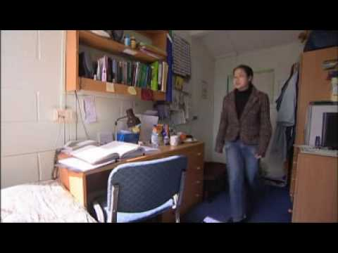 Love Keele A Look Inside A Student S Room Youtube